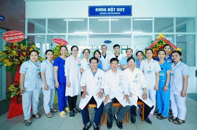 Bệnh viện Đà Nẵng thành lập khoa Đột quỵ - 1