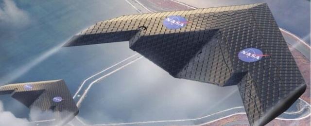 MIT và NASA tiết lộ một loại cánh máy bay hoàn toàn mới - 1