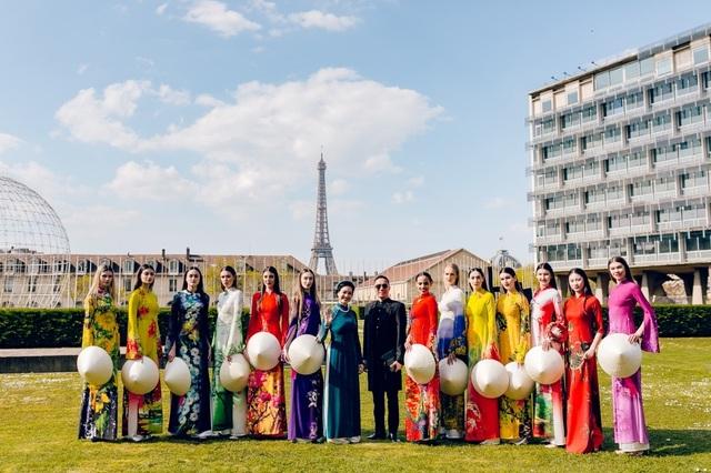 Chuyện xúc động về người mẫu gốc Việt tại Paris qua lời kể đạo diễn Quang Tú - 5
