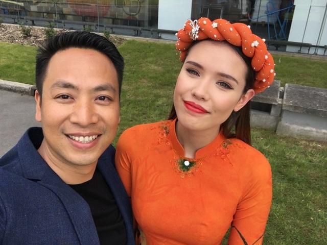 Chuyện xúc động về người mẫu gốc Việt tại Paris qua lời kể đạo diễn Quang Tú - 4