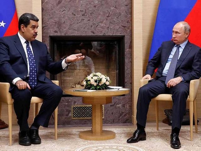 Nguyên nhân ông Putin ủng hộ chính quyền Maduro - 1