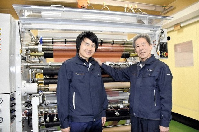 Ông chủ Nhật Bản chọn thực tập sinh Việt Nam kế nghiệp công ty - 1