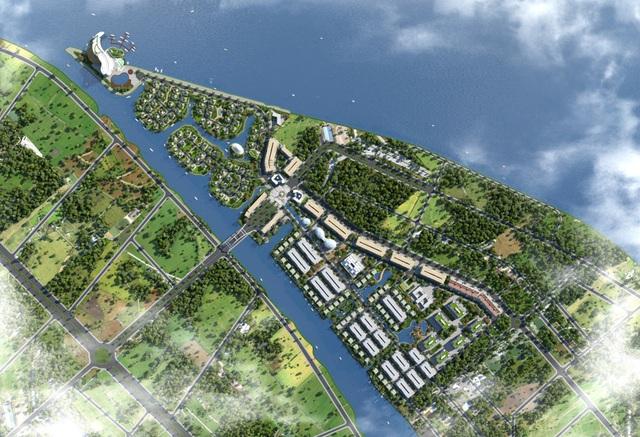 Thêm một dự án gần 5.000 tỷ đồng tại Cần Thơ - 2