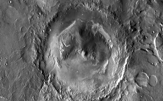 Các nhà khoa học xác nhận sự tồn tại của khí mêtan trên sao Hỏa - 1