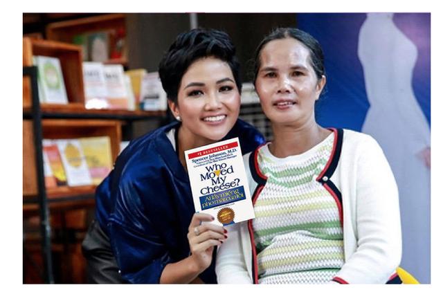 """Hoa hậu Hen Nie truyền cảm hứng, tặng sách """"Hạt giống tâm hồn"""" cho trẻ em mồ côi - 7"""