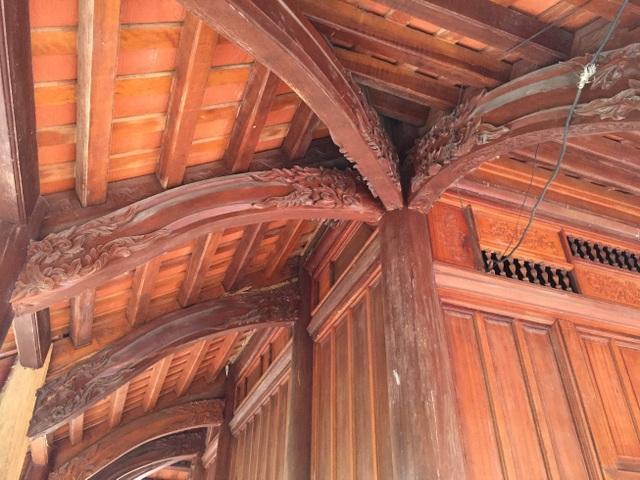 Trầm trồ nhà gỗ bạc tỷ từng bậc nhất miền Bắc - 10