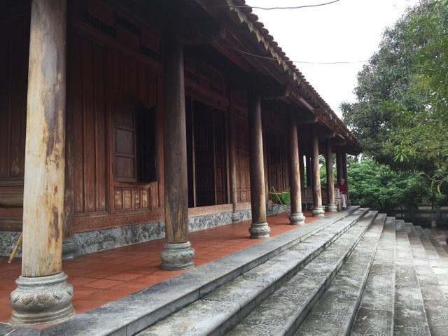 Trầm trồ nhà gỗ bạc tỷ từng bậc nhất miền Bắc - 13