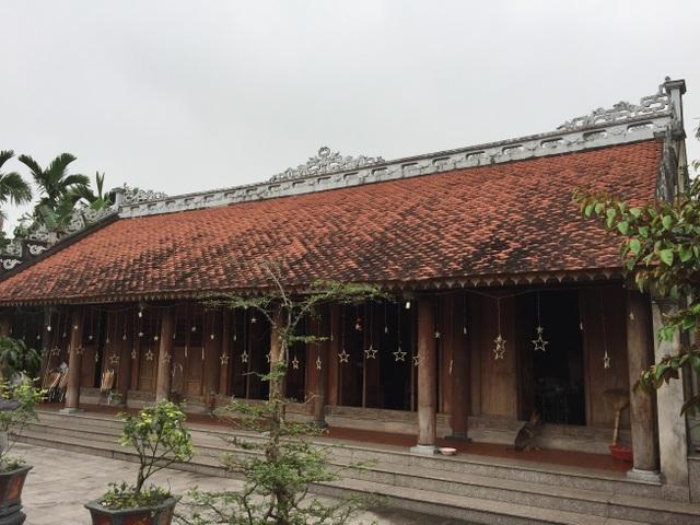 Trầm trồ nhà gỗ bạc tỷ từng bậc nhất miền Bắc - 14