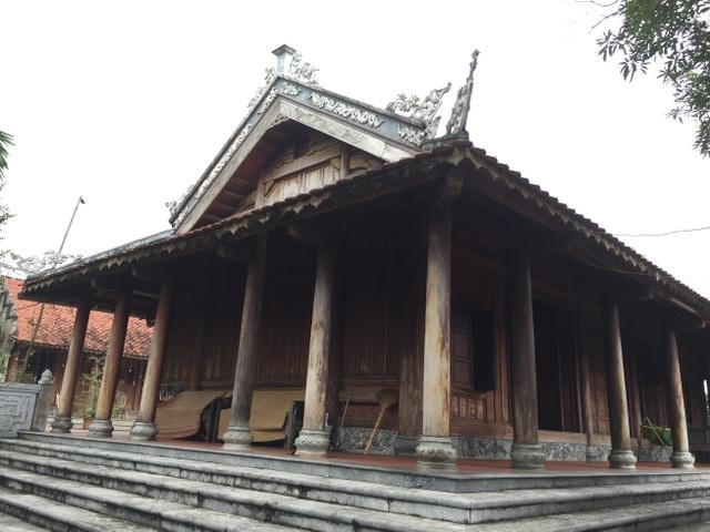Trầm trồ nhà gỗ bạc tỷ từng bậc nhất miền Bắc - 2