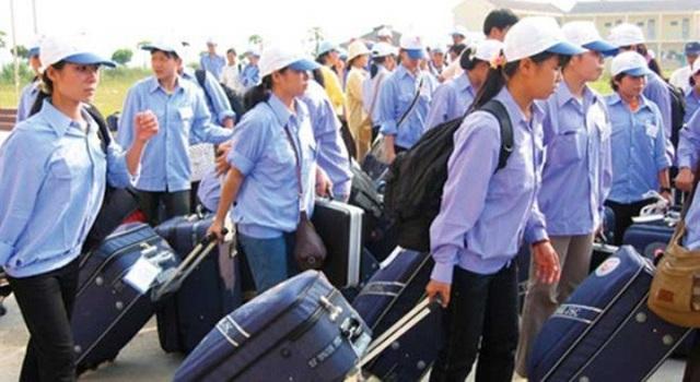 Gần 14.000 lao động đi làm việc ở nước ngoài trong tháng 3 - 1