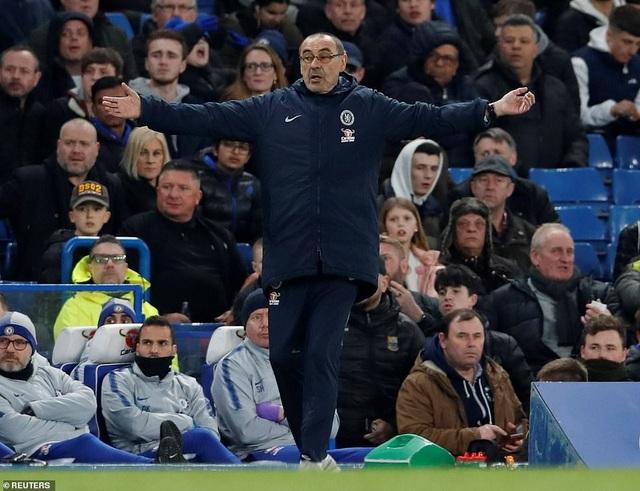 Thắng dễ dàng Brighton, Chelsea giành vị trí thứ năm từ Man Utd - 3