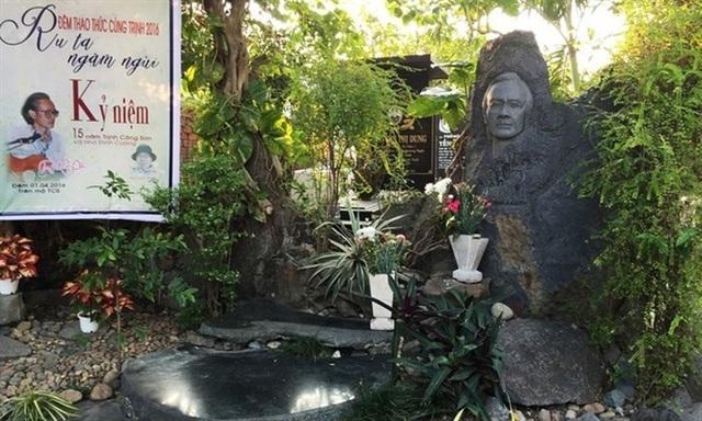 Lí do gia đình muốn di dời mộ phần nhạc sĩ Trịnh Công Sơn về Huế - 1