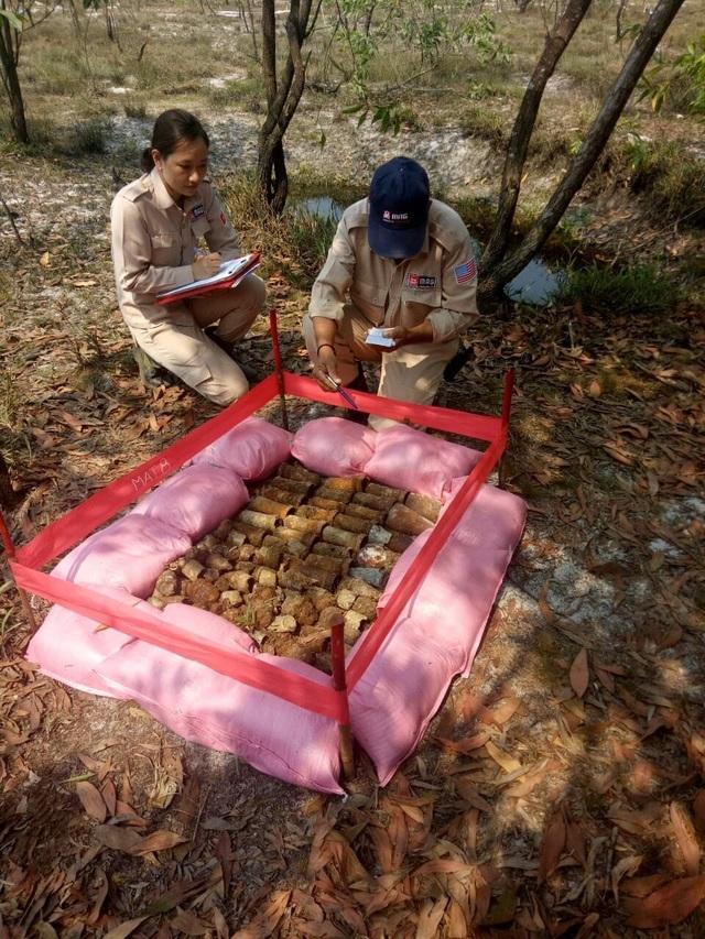 Quảng Trị bị ô nhiễm bom mìn lớn nhất cả nước - 3
