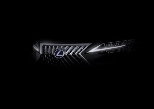 Lexus chuẩn bị ra mắt xe minivan? - 1