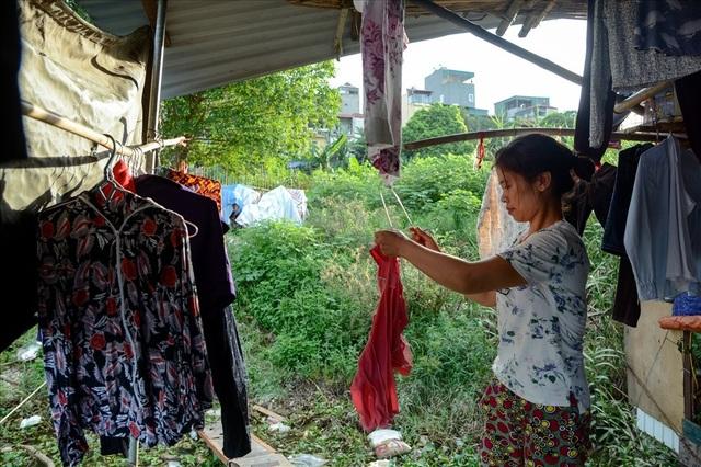 Cuộc sống trên thuyền của người lao động nhập cư tại Hà Nội - 4
