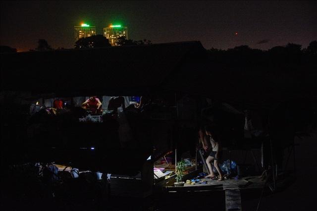 Cuộc sống trên thuyền của người lao động nhập cư tại Hà Nội - 5