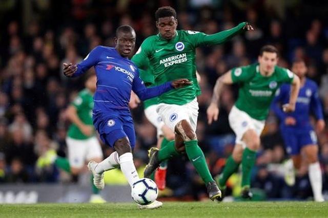 Nhìn lại trận thắng đậm trước Brighton đưa Chelsea trở lại cuộc đua tốp 4 - 4
