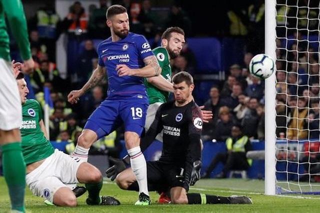 Nhìn lại trận thắng đậm trước Brighton đưa Chelsea trở lại cuộc đua tốp 4 - 7