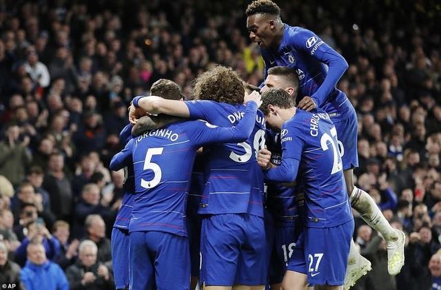 Nhìn lại trận thắng đậm trước Brighton đưa Chelsea trở lại cuộc đua tốp 4 - 12