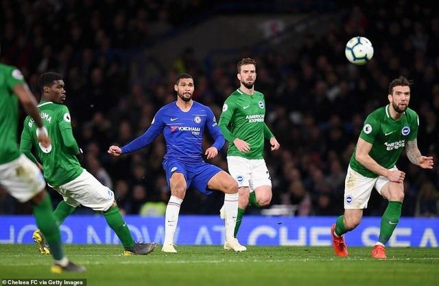Nhìn lại trận thắng đậm trước Brighton đưa Chelsea trở lại cuộc đua tốp 4 - 13