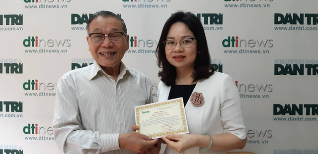 Tập đoàn Tân Hoàng Minh ủng hộ 60 triệu đồng giúp xây dựng phòng học tại tỉnh Phú Thọ - 2