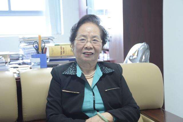 GS.TS Nguyễn Thị Doan: Không nên công khai danh tính thí sinh trong vụ nâng điểm thi - 1