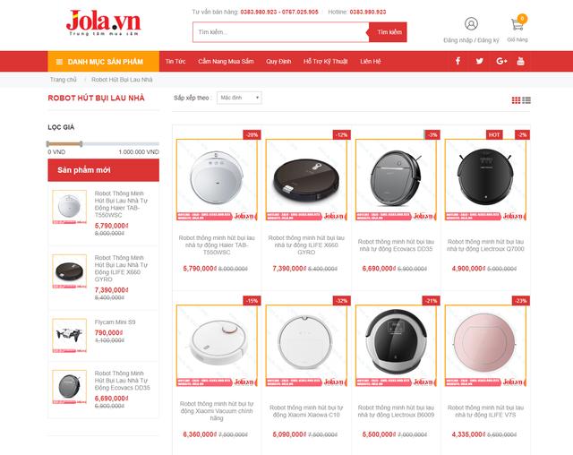 """Jola.vn - """"điểm đến"""" uy tín cho những người yêu thích công nghệ - 2"""