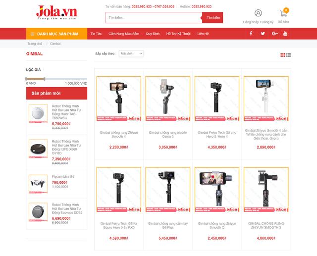 """Jola.vn - """"điểm đến"""" uy tín cho những người yêu thích công nghệ - 4"""