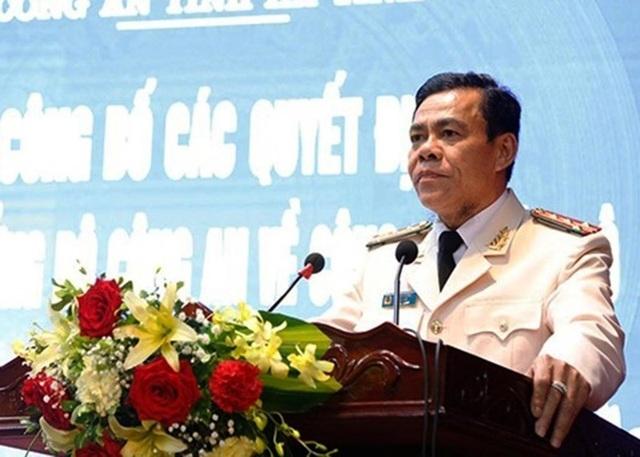 6 Đại tá Công an nhậm chức Giám đốc Công an các tỉnh thành - 6