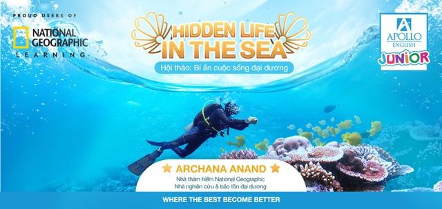 Nhà thám hiểm Archana Anand đến Việt Nam giao lưu cùng học viên Apollo English - 1