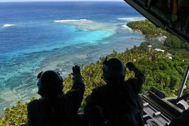 Mỹ tăng cường hiện diện quân sự ở Thái Bình Dương đối trọng Trung Quốc - 1