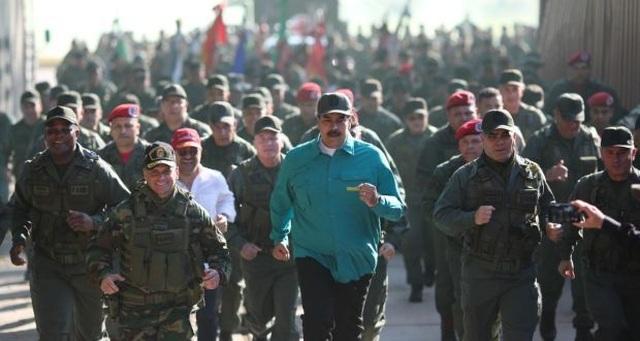 """Nga tuyên bố Venezuela sẽ không trở thành """"Syria thứ hai"""" - 1"""