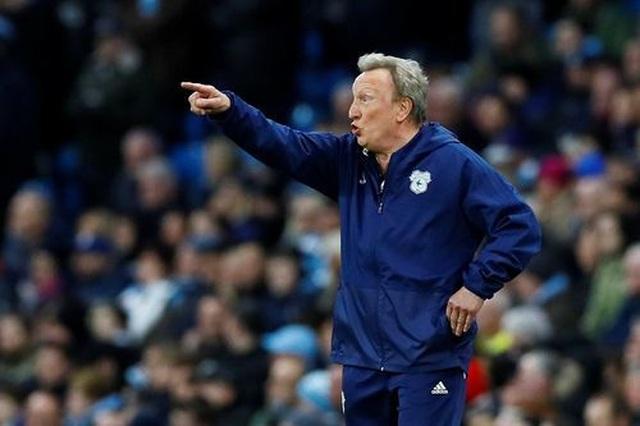 Những khoảnh khắc Man City vượt qua Cardiff để trở lại ngôi đầu bảng - 8