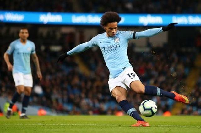 Những khoảnh khắc Man City vượt qua Cardiff để trở lại ngôi đầu bảng - 11