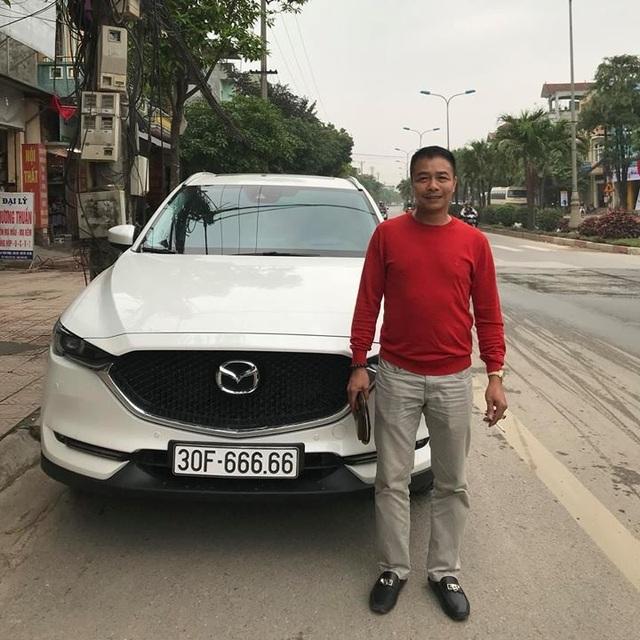 Mazda CX-5 biển ngũ quý 6 rao giá hơn 3 tỷ - 2