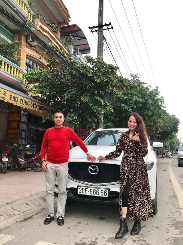 Mazda CX-5 biển ngũ quý 6 rao giá hơn 3 tỷ - 3