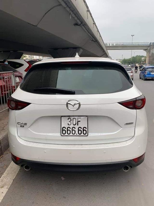 Mazda CX-5 biển ngũ quý 6 rao giá hơn 3 tỷ - 4