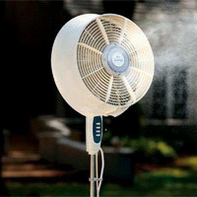 Nên chọn quạt hơi nước, quạt phun sương hay quạt điều hòa? - 2
