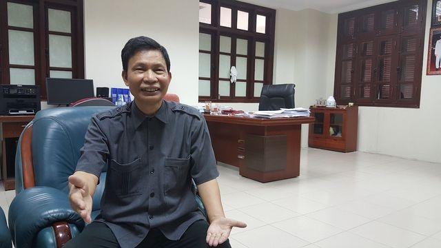 Đang bị xem xét kỷ luật, ông Nguyễn Minh Mẫn vẫn được tặng Lao động tiên tiến - 2