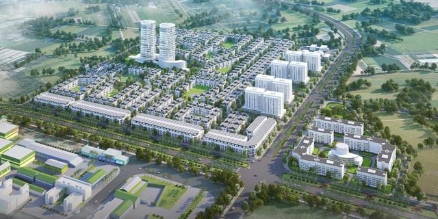 """Lộ diện đơn vị phân phối chính thức """"siêu"""" dự án KĐT Tràng Duệ -  Seoul Ecohome - 2"""
