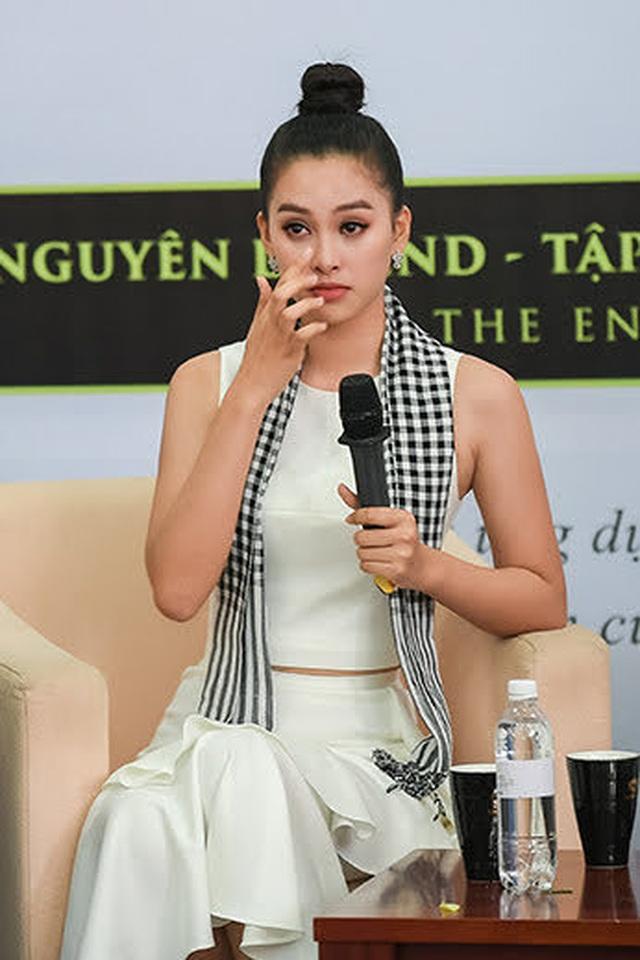 Hoa hậu Kỳ Duyên tiết lộ động lực giúp vượt qua chông gai - 3