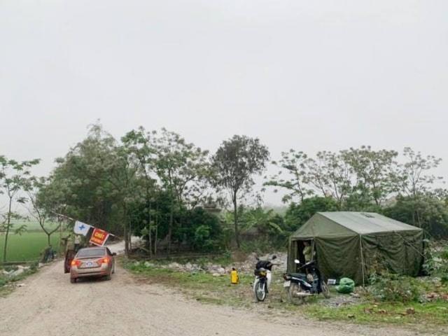 Phát hiện thêm ổ dịch tả lợn châu Phi mới ở Ninh Bình  - 1