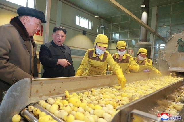 Ông Kim Jong-un có thể sắp ra tuyên bố quan trọng sau chuyến thăm vùng đất thiêng - 5
