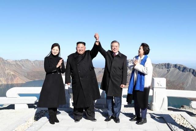 Ông Kim Jong-un có thể sắp ra tuyên bố quan trọng sau chuyến thăm vùng đất thiêng - 4