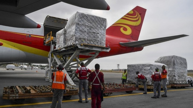 Trung Quốc phản pháo thông tin đưa binh sĩ đến Venezuela - 1