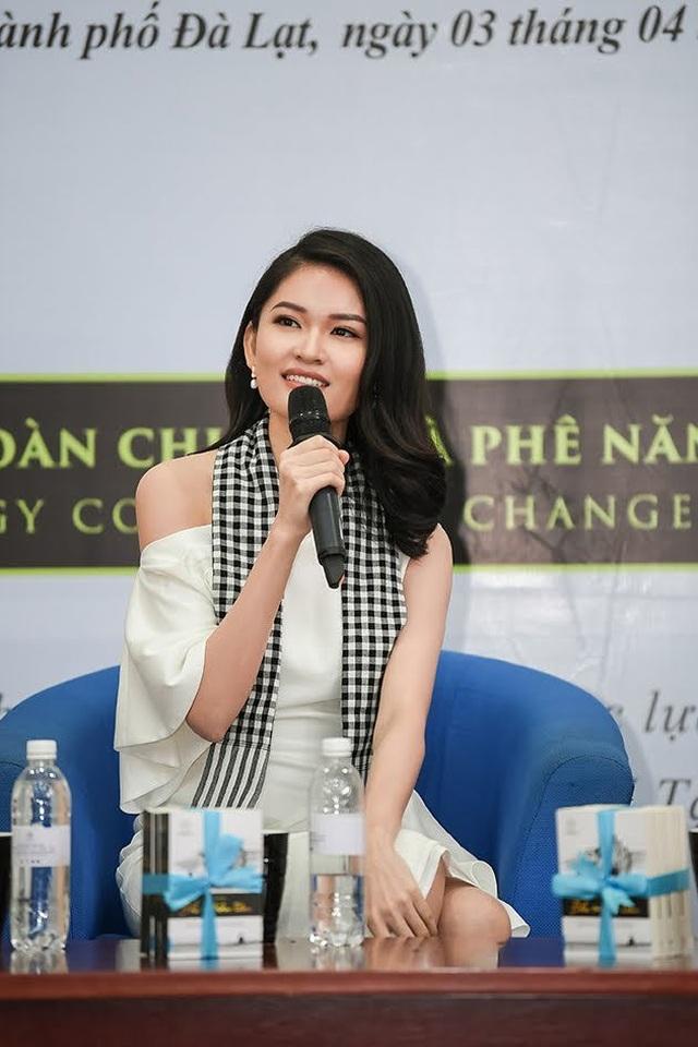 Hoa hậu Kỳ Duyên tiết lộ động lực giúp vượt qua chông gai - 4
