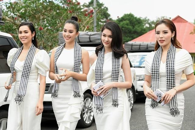 Hoa hậu Kỳ Duyên tiết lộ động lực giúp vượt qua chông gai - 2