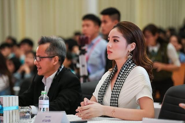 Hoa hậu Kỳ Duyên tiết lộ động lực giúp vượt qua chông gai - 7