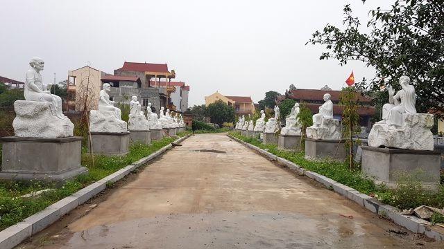 Sở Văn hóa đề nghị làm rõ thông tin 16 bức tượng tại chùa Khánh Long bị phá hoại - Ảnh minh hoạ 3