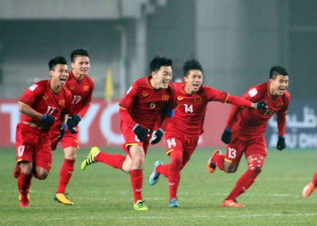 Đội tuyển Việt Nam vươn lên vị trí 98 trên bảng xếp hạng FIFA - 1